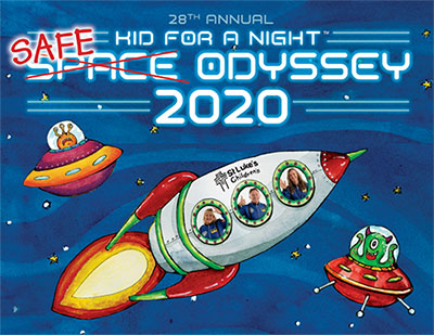 Kid for a Night Safe Odyssey 2020